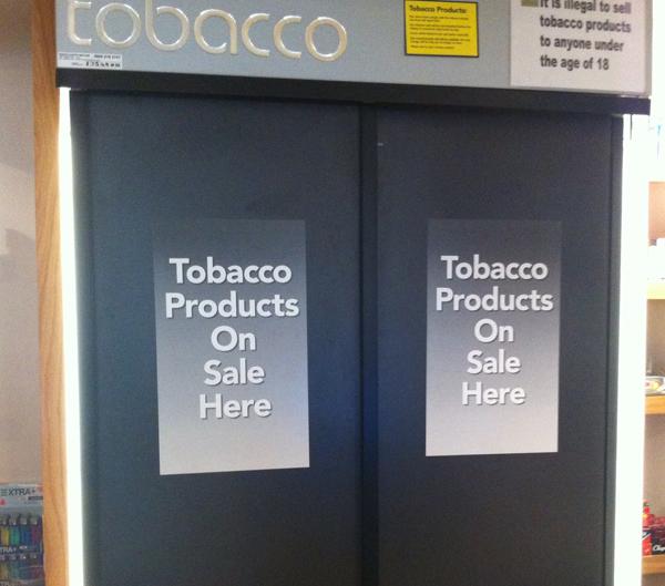 Tobacco Display Ban To Begin In April 2013 Scottish