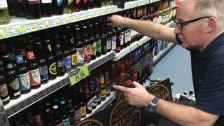 Woddlands Local's craft beer range