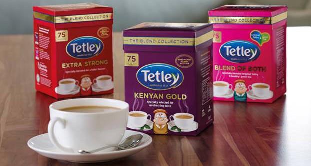 Tetley blend collection