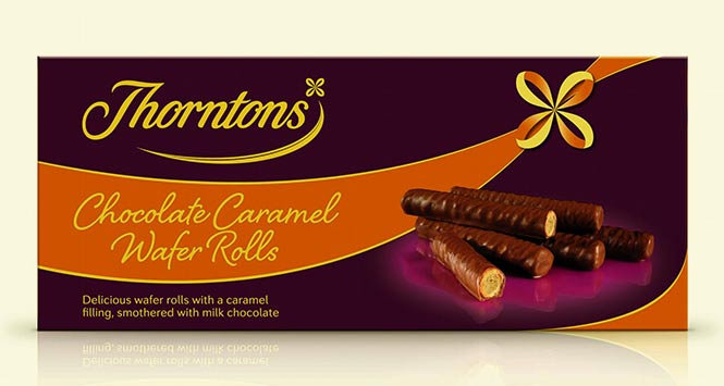 Thorntons takes the biscuit - Scottish Local Retailer Magazine