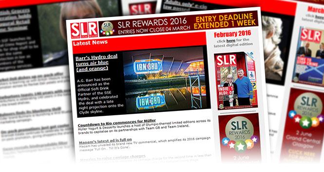SLR newsletter montage