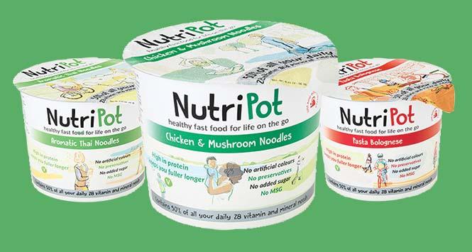 Nutripots