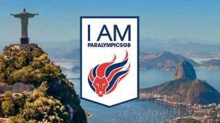 I am Paralympics GB logo