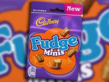 Cadbury Fudge Minis