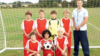 Kids' football team