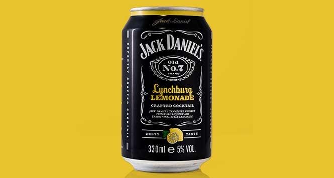 lynchburg lemonade joins jack daniel s premix range. Black Bedroom Furniture Sets. Home Design Ideas