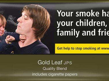 standardised pack of rolling tobacco