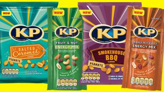 New KP Nuts range
