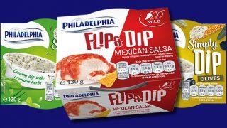 Philadelphia Flip 'n' Dip