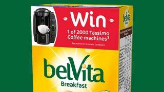 Belvita biscuits pack