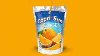 Capri-Sun pouch
