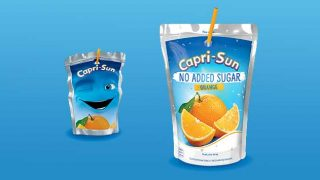 Capri Sun no added sugar
