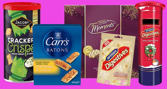 Merry Biscuits everyone new products