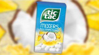 Tic Tac Mixers