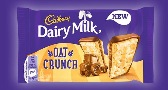 Oat Crunch bar