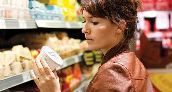 Discerning grocery shopper