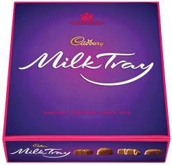 Milk Tray chocolates