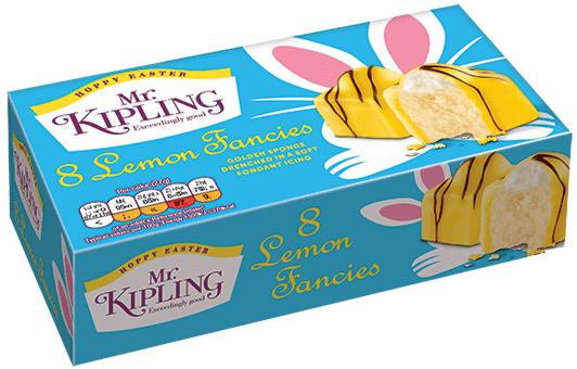 Box of lemon fancies