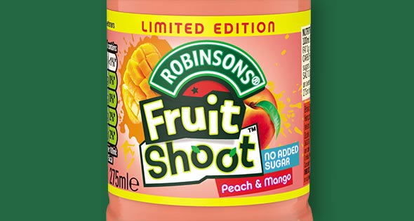 Peach & Mango Fruit Shoot
