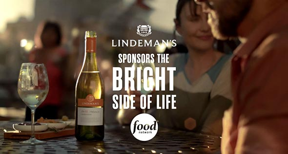 Lindeman's sponsors the bright side of life