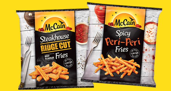 McCain Peri Peri fries