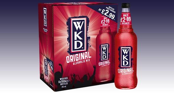 WKD original
