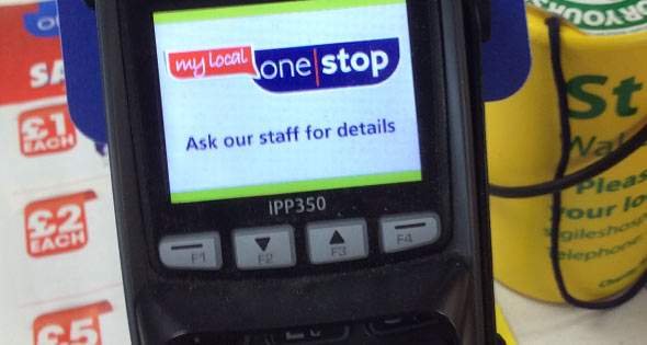 One stop branded card reader