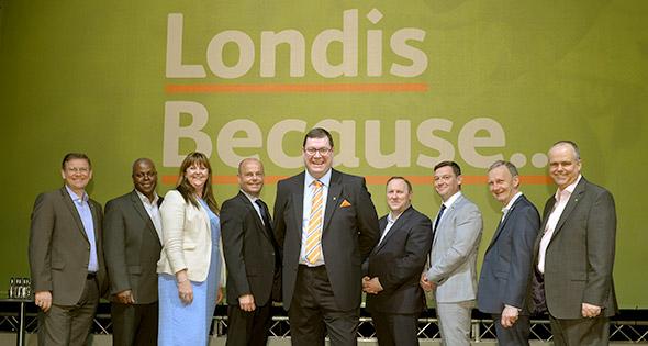 The Londis Leadership team