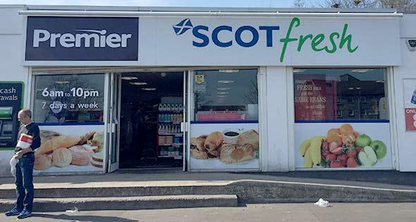Scotfresh storefront