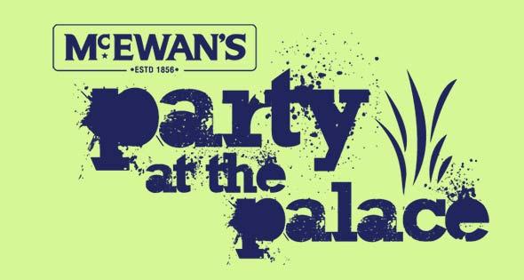 Party at the Palace logo