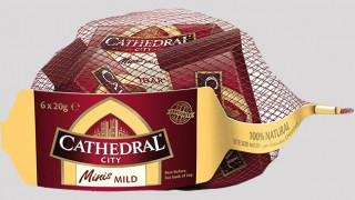 Cathedral City mini cheeses