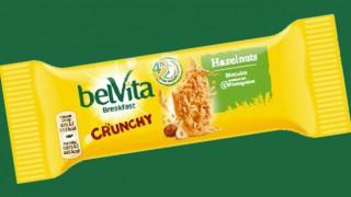 Belvita crunchy hazelnut bar