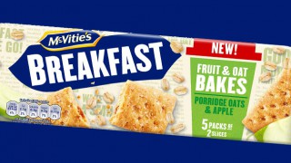 McVities Breakfast Oaty Bakes