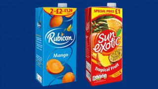 Packs of Rubicon and Sun Exotic