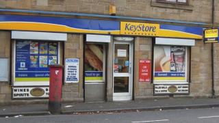 Churchills Keystore in Falkirk