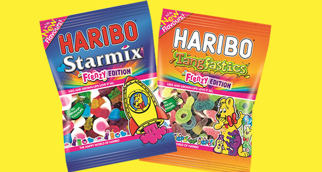 Haribo Frenzy Editions