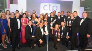 Imperial Tobacco's sales force celebrate win at CTP awards
