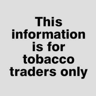This information is for tobacco traders only