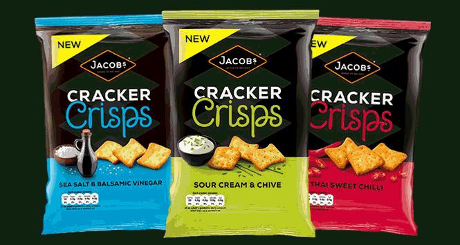 Jacob's Cracker Crisps