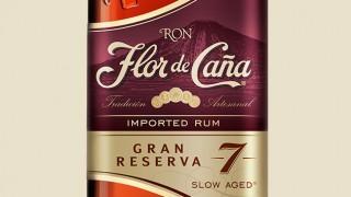 Flor de Cana label