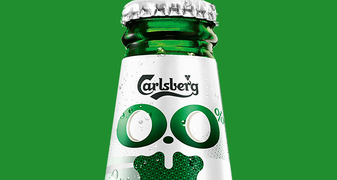 Carlsberg 0.0% lager