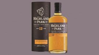 Highland Park malt whisky