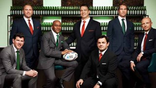 Heineken Rugby World Cup Legends