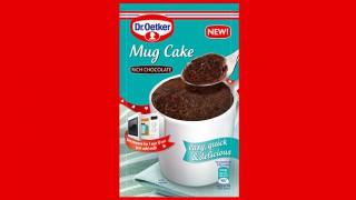 Dr Oetker Mug Cake mix