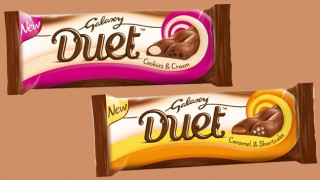 Galaxy Duet bars