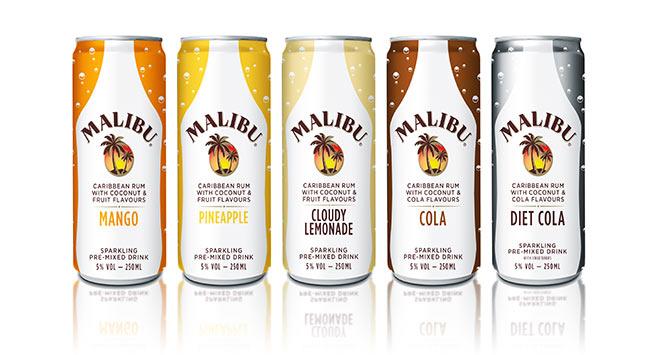 Malibu pre-mixed range