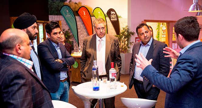 Retailers discuss cocktails at Diageo's My Store Matters forum