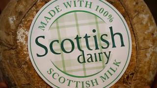 Scottish Dairy branded cheese