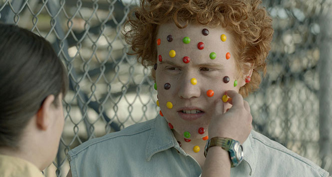 Skittles Pox breaks out on TV - Scottish Local Retailer