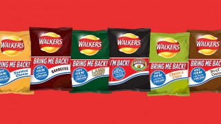 Walkers 'Bring It Back' range